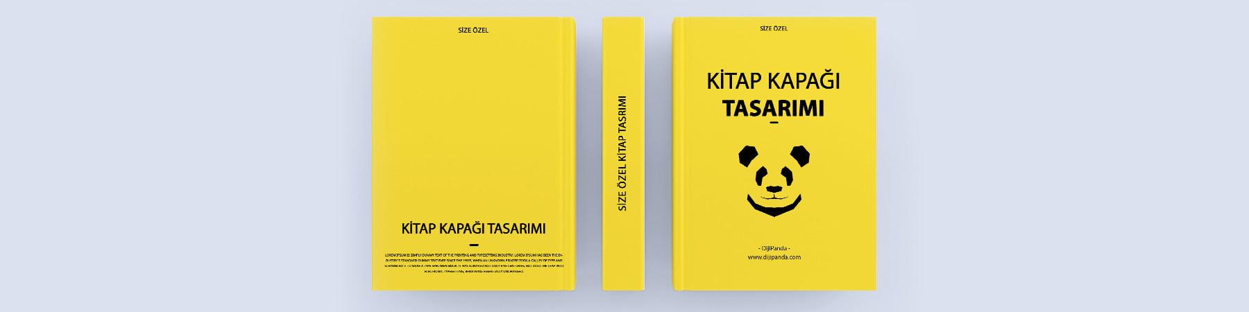 Kitap/Dergi Kapağı Tasarımı